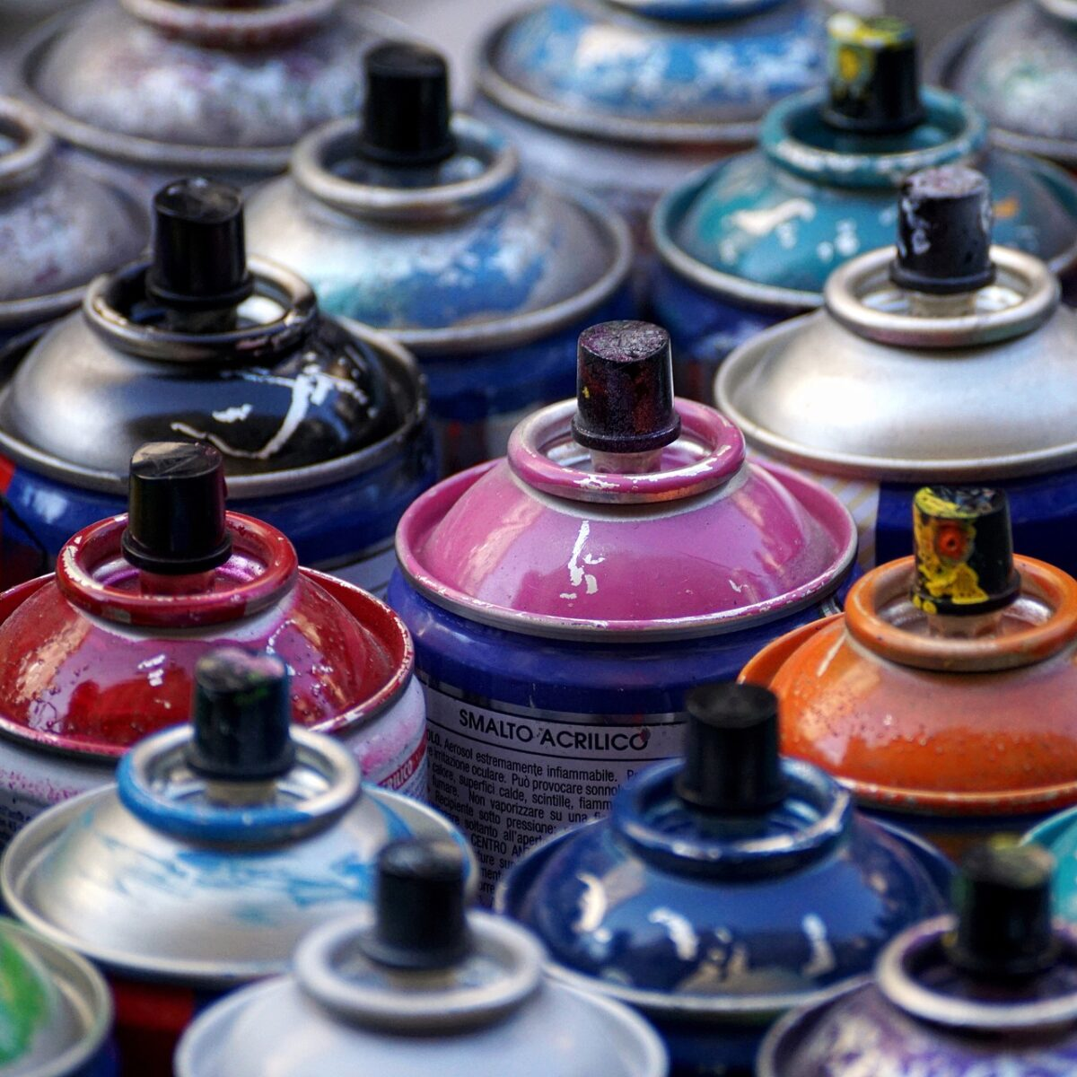 custom aerosol